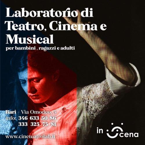 Presentazione dei corsi di Teatro,Cinema,Musical