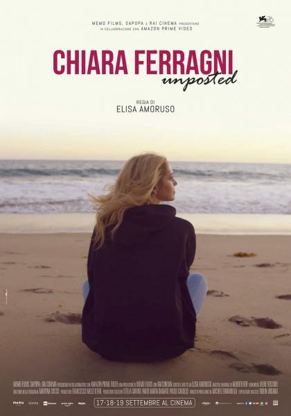 CHIARA FERRAGNI UNPOSTED Il racconto della vita di Chiara Ferragni, la più famosa fashion blogger italiana