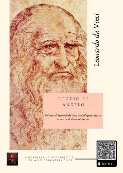 Visita guidata ad un'opera originale di Leonardo da Vinci con proiezioni per adulti e bambini