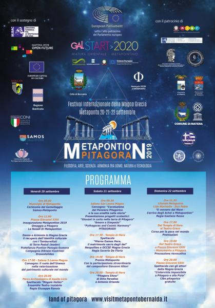 METAPONTION-PITAGORA 2019