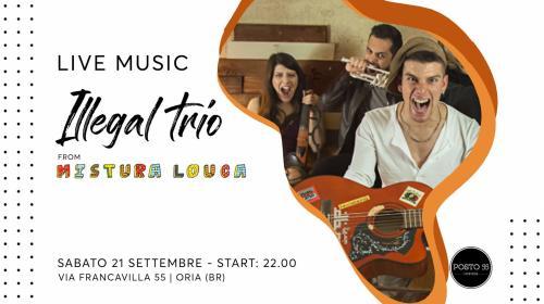 Illegal Trio - Live Music