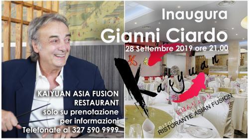 Cabaret con Gianni Ciardo