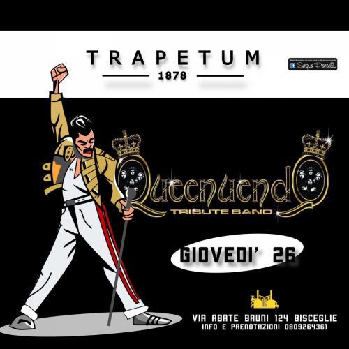 Queenuendo - Tribute band - Bisceglie