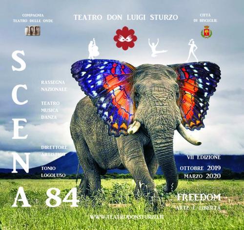 Al Teatro Don Sturzo parte la settima edizione di Scena 84
