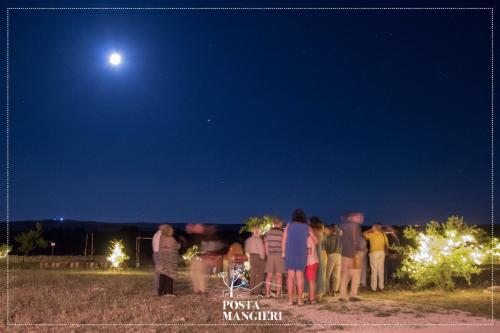 Le sorprese del cielo d'autunno - Cena e osservazione astronomica
