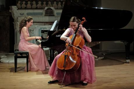 BURATTINI & GIACOPUZZI cello and piano duo