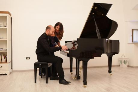 VENEZIANI & VALLUZZI two-piano duo