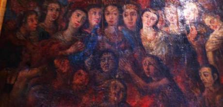 Ricorrenza di Sant'Orsola V. M. patrona della buona morte