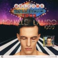 Achille Lauro in concerto all'Atlantico di Roma