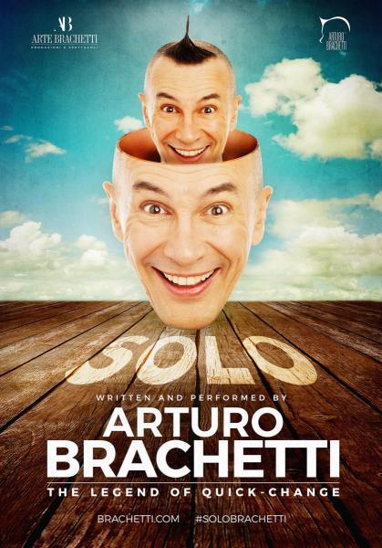 Arturo Brachetti inaugura la stagione teatrale del Politeama di Lecce