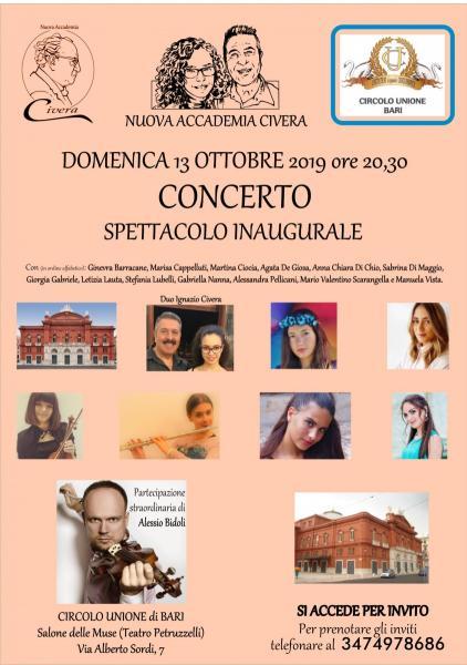 Concerto della Nuova Accademia Civera