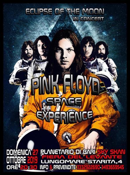 Planetario Experience Pink Floyd Night