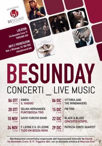 BESUNDAY Concert