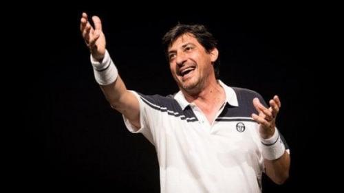 """Emilio Solfrizzi in scena al Nuovo Teatro Abeliano con """"Roger"""""""