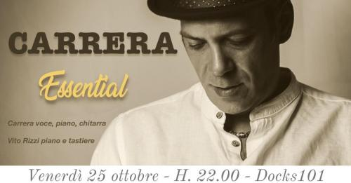 Essential – Spettacolo musicale di Carrera