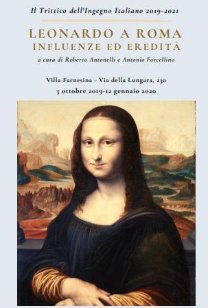 "Mostra ""Leonardo a Roma. Influenze e Eredità"""