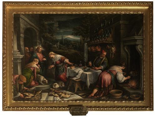 """Il """"pane degli Uffizi"""" in mostra tra i Sassi di Matera"""
