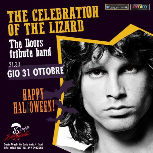Happy Halloween - The Doors Tribute Santo Graal Trani