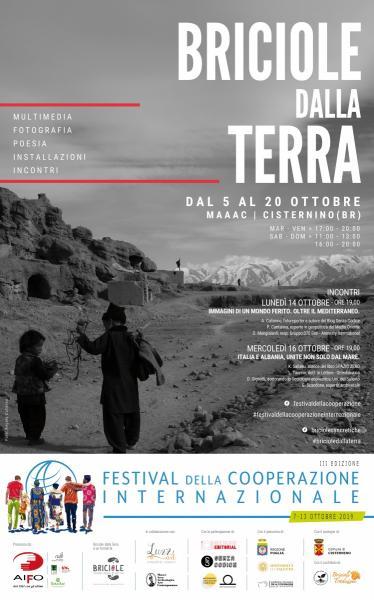 Briciole dalla Terra - Festival della Cooperazione Internazionale