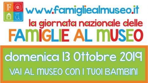"""Domenica 13 ottobre a Manduria la """"Giornata nazionale delle Famiglie al Museo""""  con una serie di attività presso il Museo Civico della città."""