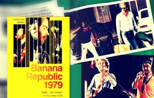 Banana Republic 1979 su Dalla & de Gregori - ArmoniE in Bianco e Nero - V Edizione