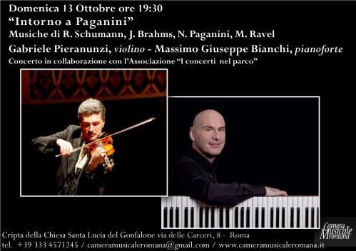 Intorno a Paganini