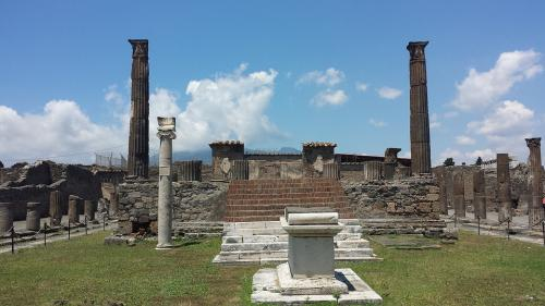 Pompei - gita in pullman da Roma