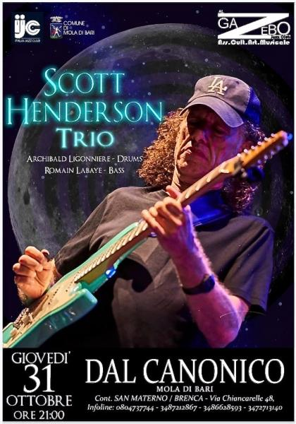 Scott Henderson Trio - People Mover