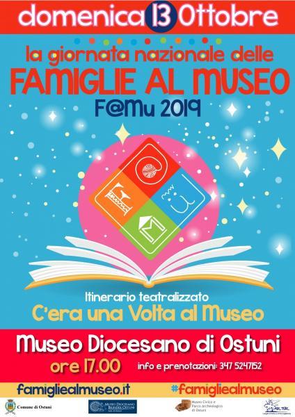 Giornata Nazionale delle Famiglie al Museo - Ostuni