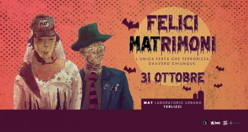 FELICI  MATRIMONI - l'unica festa che terrorizza chiunque