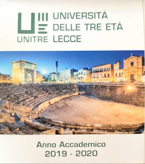 UNITRE Lecce Cerimonia Inaugurale