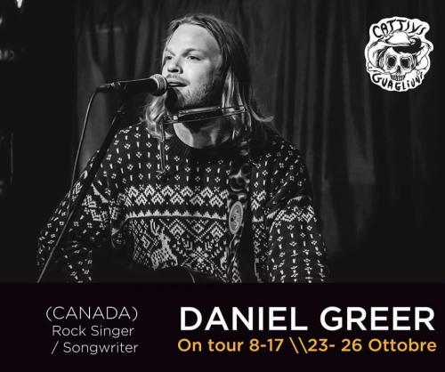 NOISE / BlackMonday :: Daniel Greer [CAN] - Live Show
