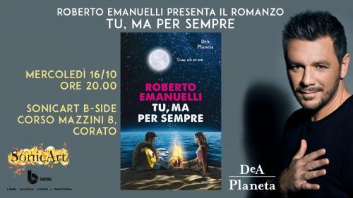 Roberto Emanuelli incontra i lettori