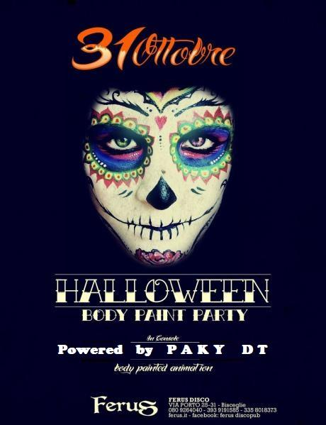 HALLOWEEN Crazy Party at FERUS