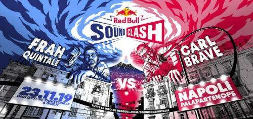 Red Bull SoundClash per la prima volta in Italia