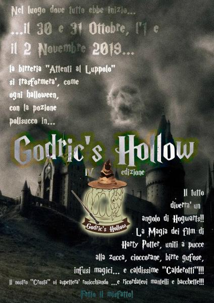 Godric's Hollow 2019