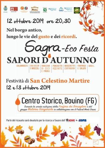 Sapori d'autunno con le Mulieres Garganiche, in collaborazione con il Festival dei Monti Dauni