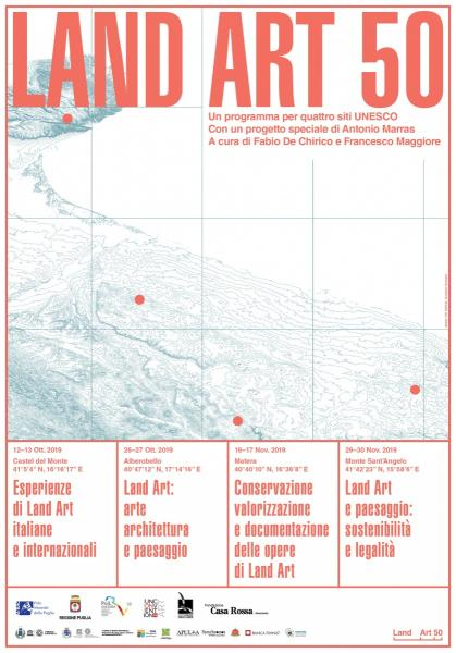 Land Art 50 - 1^ Tavolo Territoriale