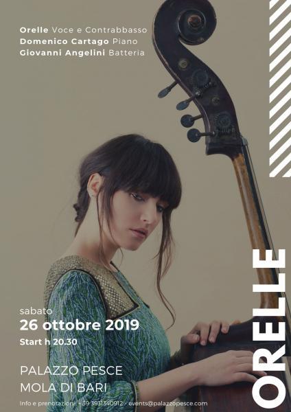 Orelle [Musica jazz cantautorale]
