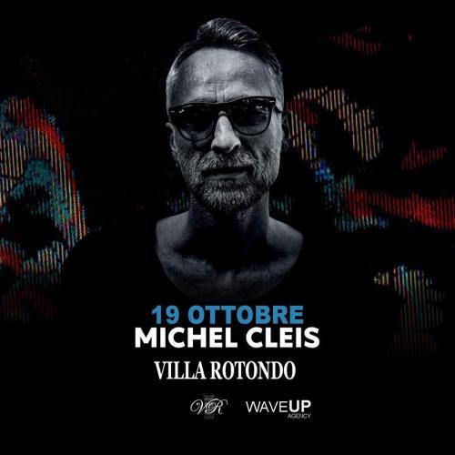 Sabato 18 Ottobre Michel Cleis in consolle - ingresso Lista Bari