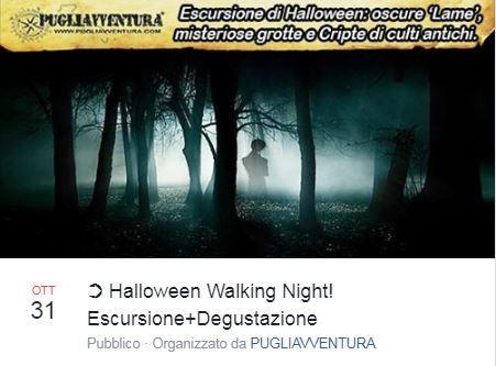 HALLOWEEN WALKING NIGHT