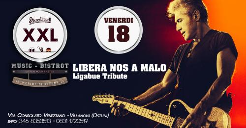 Libera nos a malo Live at Xxl Music Bistrot