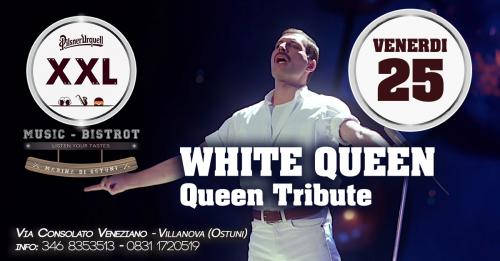WHITE QUEEN at XXL Music Bistrot (Villanova)