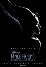 Maleficent Signora del Male