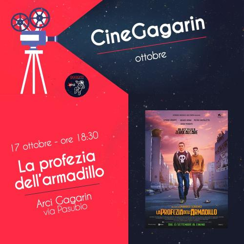 CineGagarin - La profezia dell'armadillo