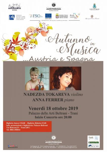 Autunno in musica - Austria e Spagna