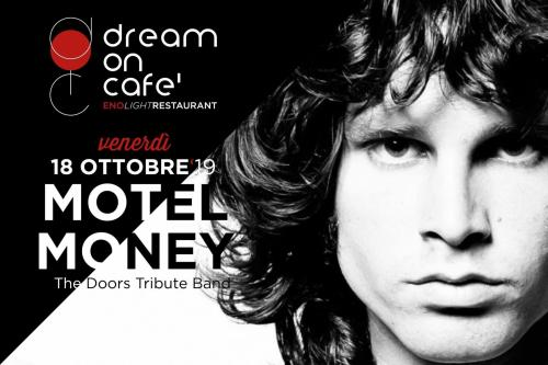 THE DOORS TRIBUTE BAND // MOTEL MONEY
