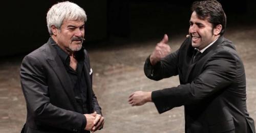 """""""58 sfumature di Pino"""" di e con Pino Insegno"""