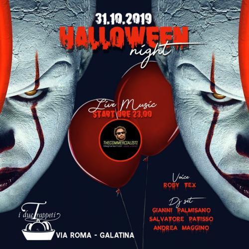 Halloween 31 OTTOBRE INAUGURAZIONE - I DUE TRAPPETI (Galatina)