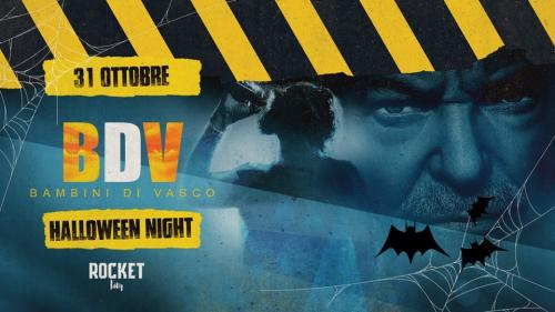 I Bambini di Vasco al Rocket | Halloween Night